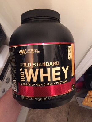 Whey Gold Standard (2,2 KG) Optimum Nutrition P? - Product