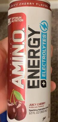 Essential amino energy - Produit - en
