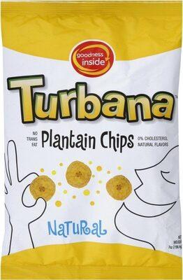 Turbant Lightly salted - Produit - es