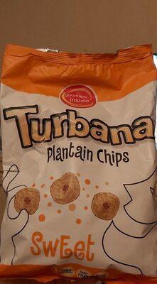 Chip plantain sweet - Produit - es