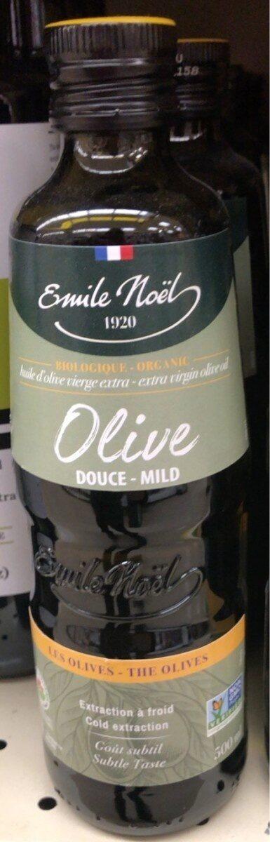 Huile d'olive Douce - Produit - fr