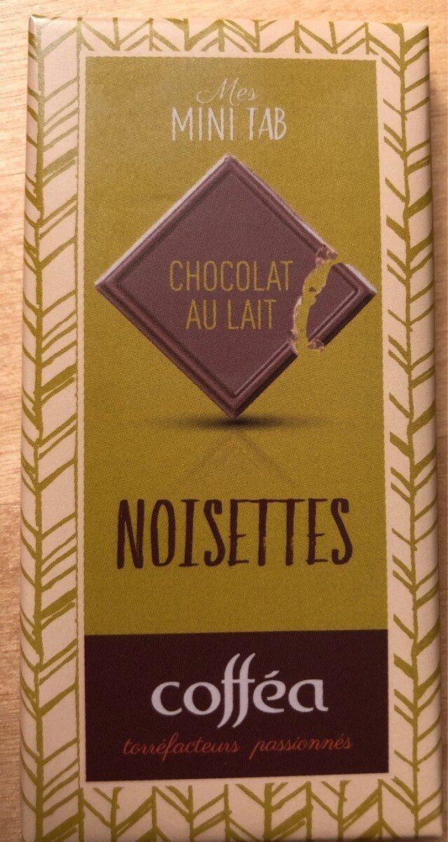 Chocolat noisettes - Product