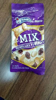 Mix - semillas y frutas - Product