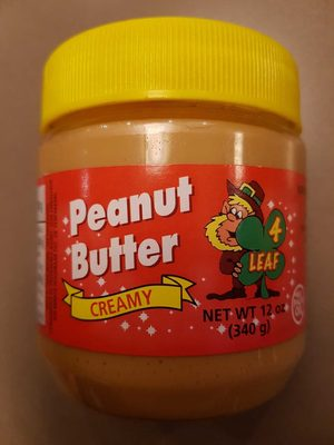 Peanut Butter Creamy - Produit - fr
