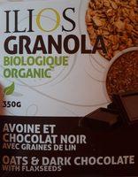 Ilios granola biologique - Product - fr
