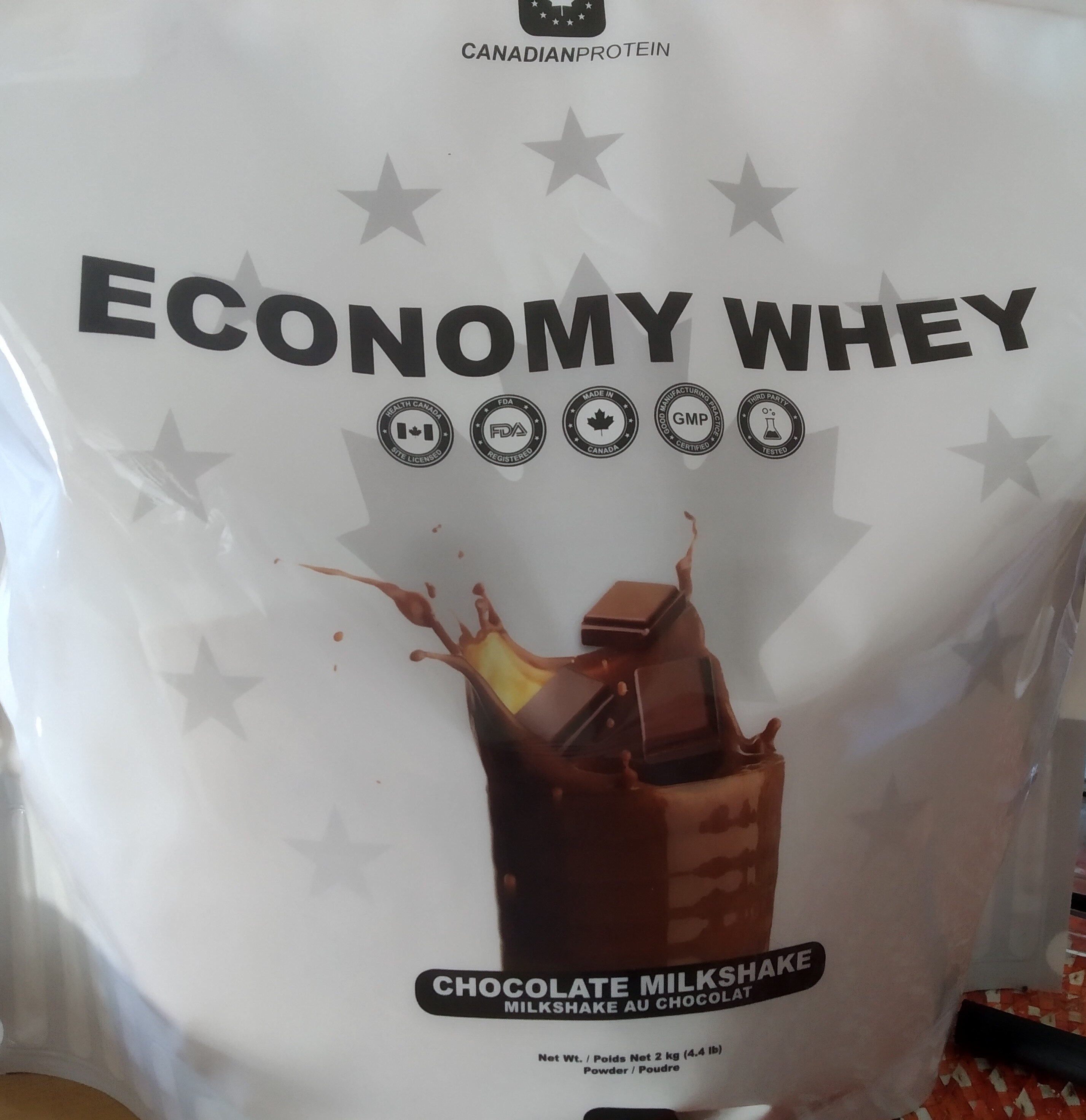Economy Whey - Produit - en