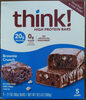 Brownie crunch high protein bars, brownie crunch - Product