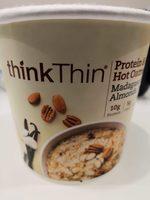 Thinkthin, Protein & Fiber Hotmeal - Product
