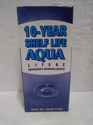 Emergency Drinking Water - Prodotto - en