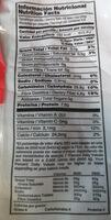 avena - Nutrition facts - es
