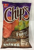 Chips Fuego Barcel - Product