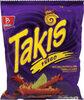 Takis, Tortilla Chips, Fuego - Producto