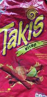 Takis Nitro - Product