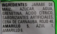 Panditas Clásicos - Ingredientes - es