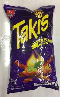 Takis Fuego - Product - es