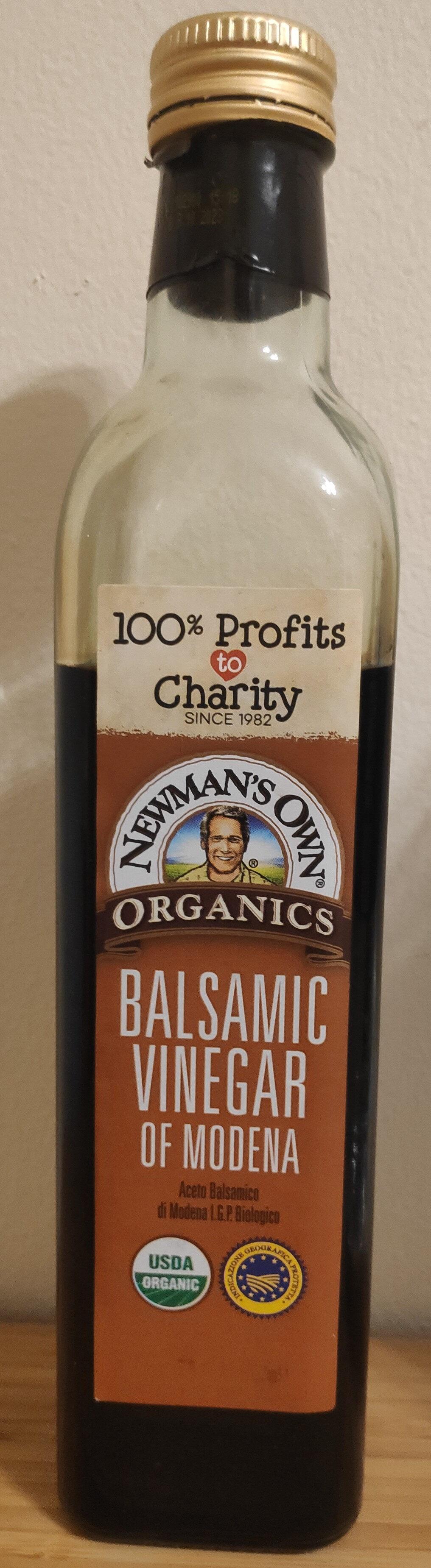 Organic Balsamic Vinegar of Modena - Product
