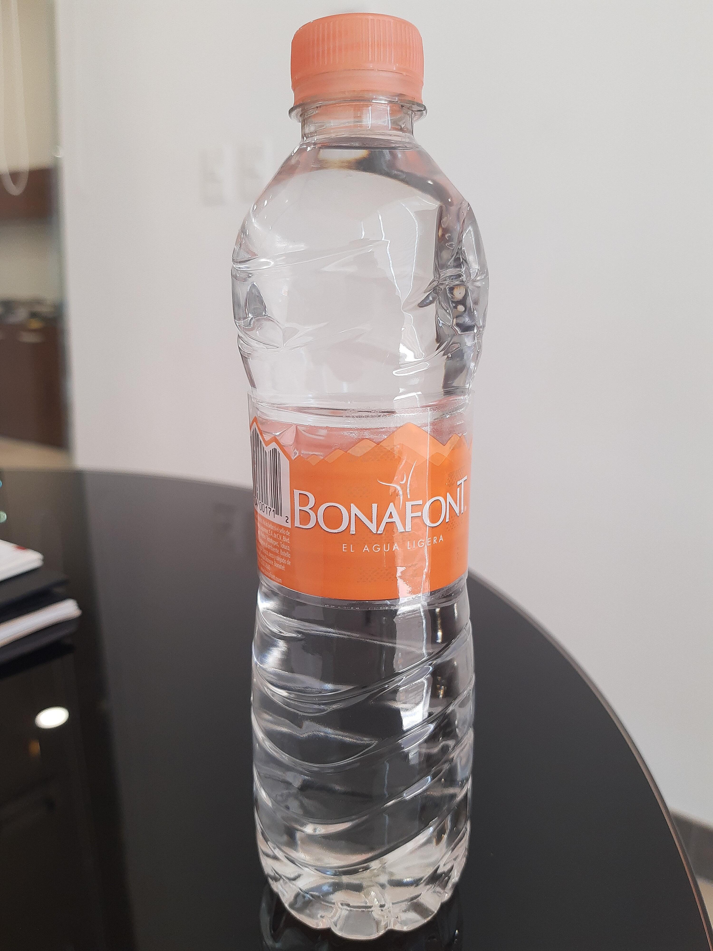Bonafont el agua ligera - Prodotto - es