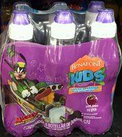 Bonafont Kids Sabor Uva 6 pack - Product