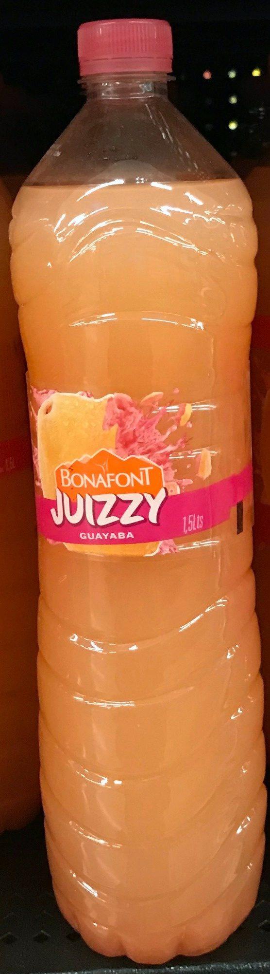 Bonafont Juizzy sabor Guayaba - Producto - es