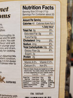 Dried Gourmet Mix Mushrooms - Nutrition facts - en