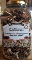 Mélanges de champignons séchés - Produit