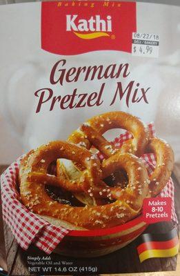 German Pretzel Mix - Product - en