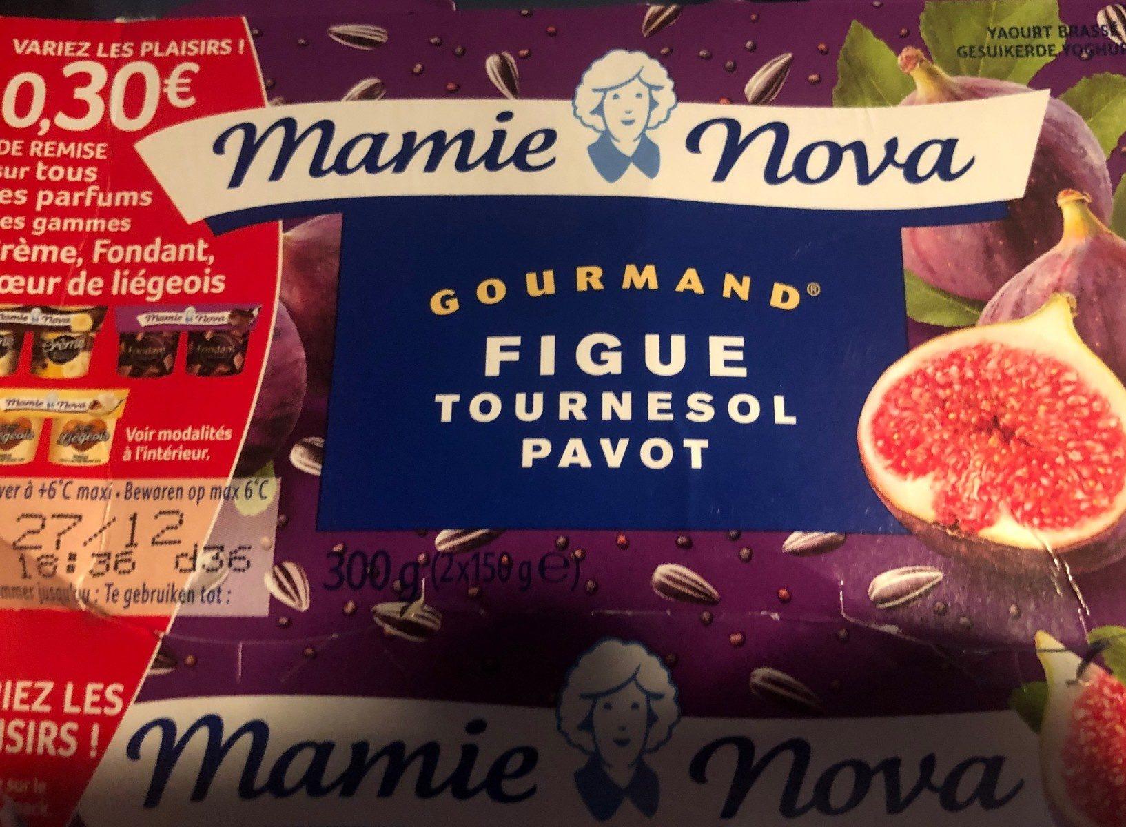 Gourmand yaourts - Product