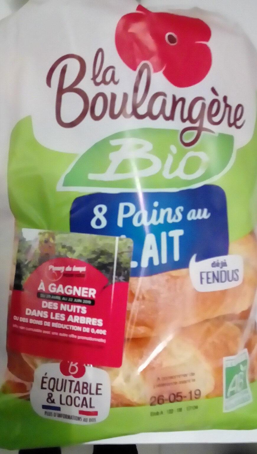 8 pains au lait - Product - fr