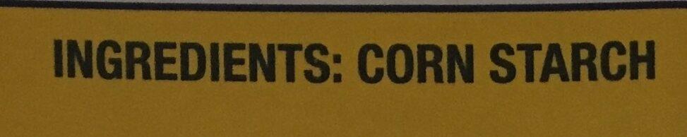 100% Pure Corn Starch - Ingredients - en