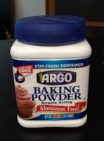 baking powder - Produit - fr