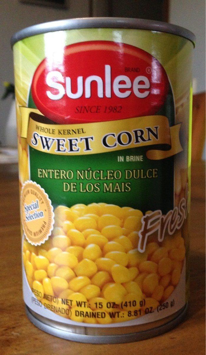 Sweet corn - Produit - fr