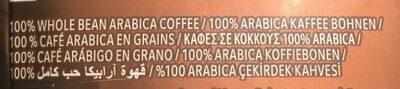 Starbucks Columbia Nariño Whole Bean Coffee - Ingredientes