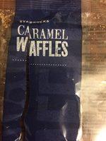 Caramel Waffles - Produit - fr