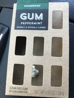 Gum Peppermint - Product - en
