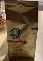 Coffe medium roast with golden turmeric - Product - en