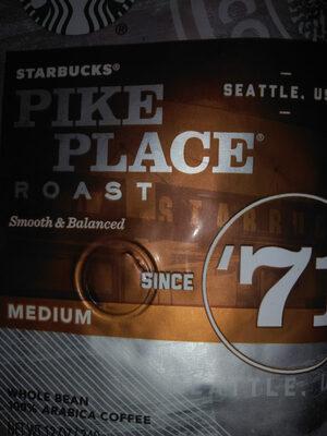 Pike Place roast - Product