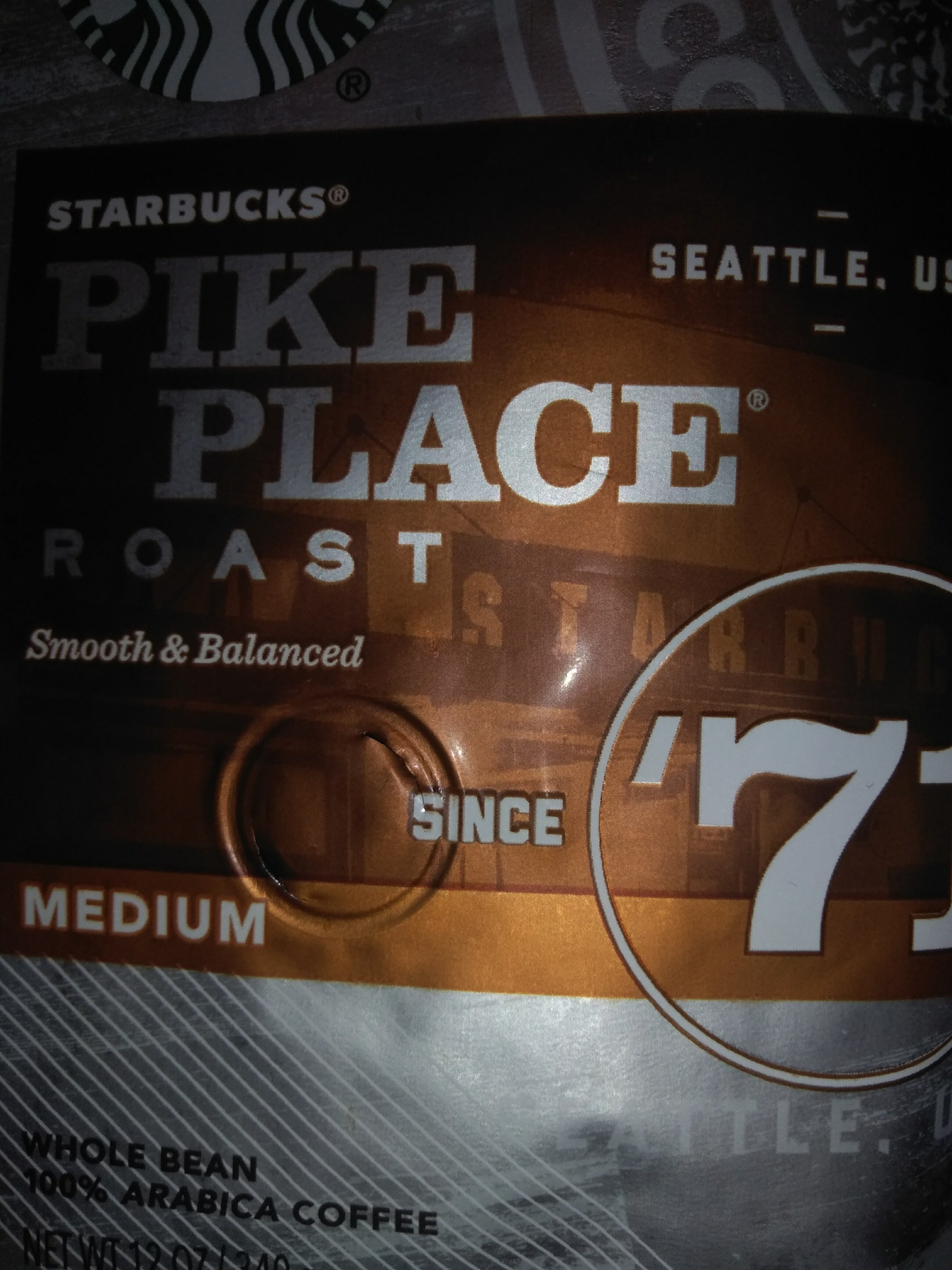 Pike Place roast - Product - en