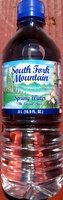Spring Water - Product