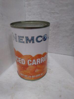 Sliced Carrots - Product - en