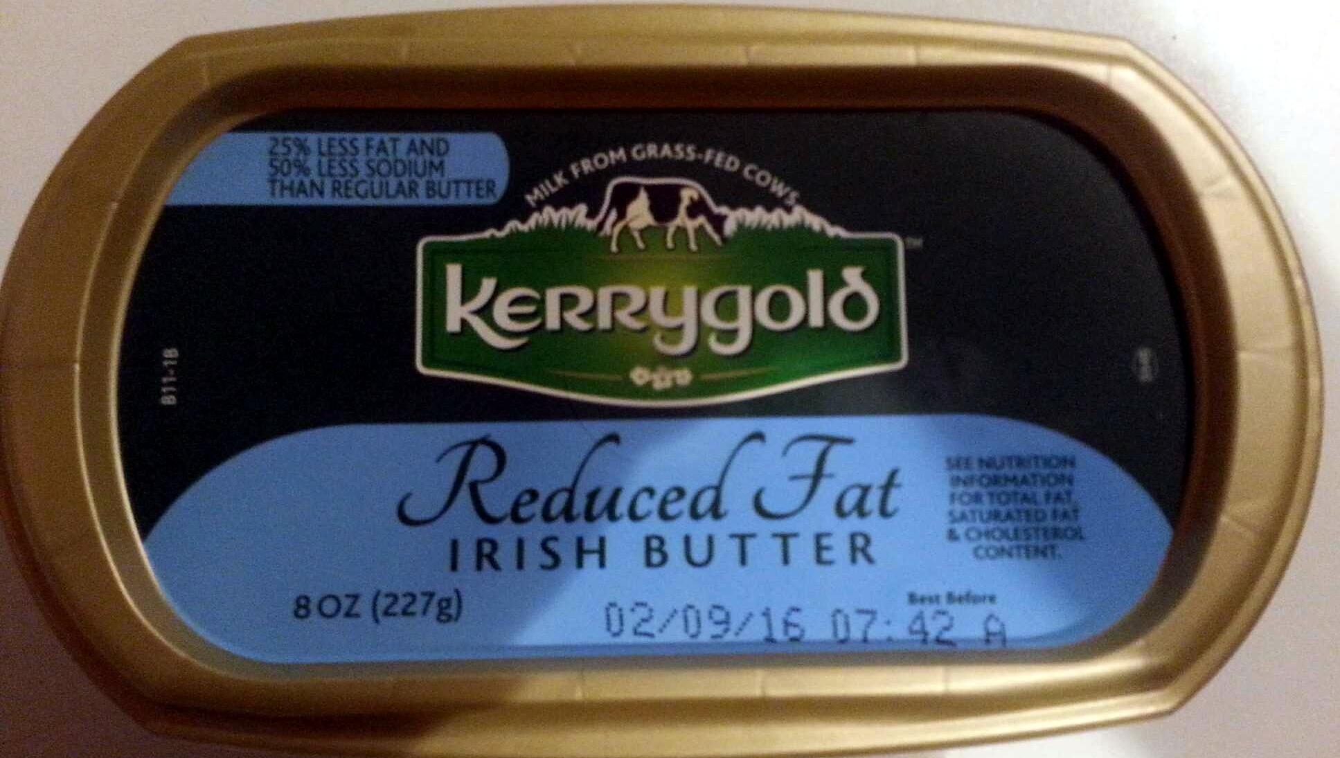 Kerrygold, reduced fat irish butter - Product - en