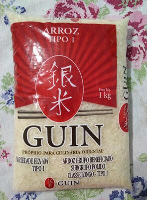 Arroz Guin Tipo I - Produit - pt