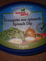 Trempette aux epinards - Produit - fr