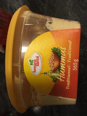Hummus (traditionnel) - Produit