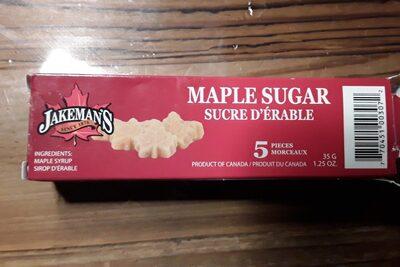 Bonbon sucre d'érable - Produit - fr