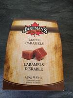 maple caramels caramels à l'érable - Prodotto - fr
