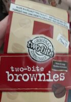 Brownies - Produit - fr
