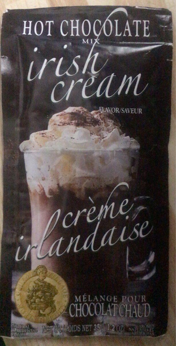 Irish Cream Hot Chocolate - Product - en