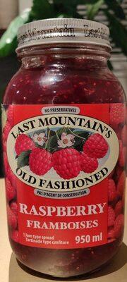 Raspberry jam - Product - fr