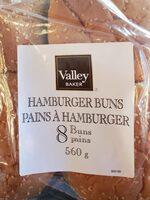 Pain hamburger - Product - fr