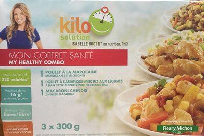 Mon coffret santé Kilo solution - Product - fr